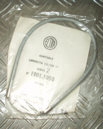 Lambretta LI TV choke cable