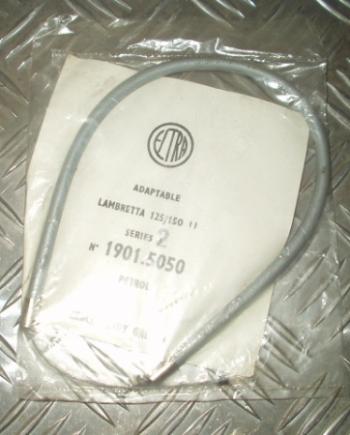 Lambretta LI TV choke cable