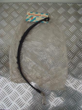 Seat strap Biemme black