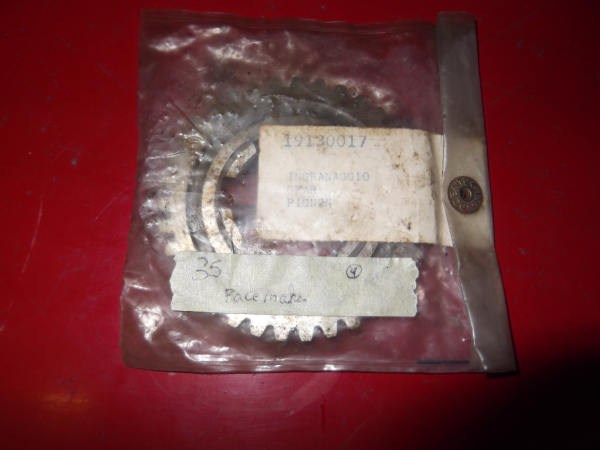 4th gear lambretta pacemaker
