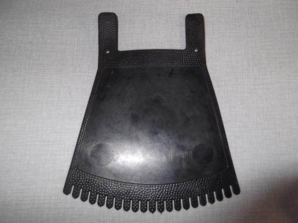 Mudflap Metalplast Black